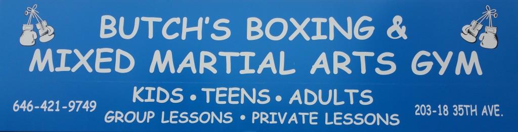 Butch's Boxing & MMA